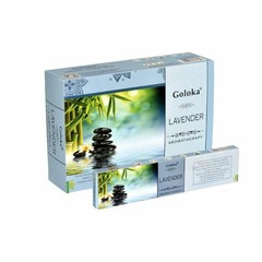 Goloka Wierook goloka aromatherapy lavender (15 gram)