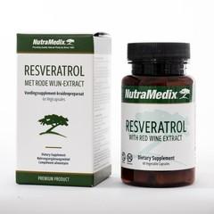 Nutramedix Resveratrol (60 vega caps)