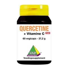 SNP Quercetine + gebufferde vitamine C puur (60 vcaps)