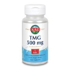 KAL TMG trimethylglycine Betaine 500 mg (120 tabletten)