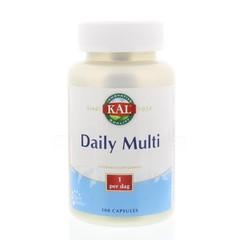 KAL Daily multi (100 capsules)