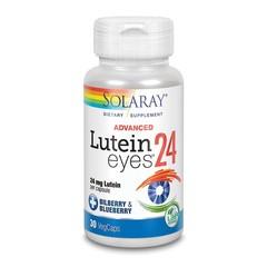Solaray Lutein eyes 24 mg (30 vcaps)