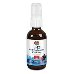 KAL Vitamine B12 2500 mcg methylcobalamine ActivSpray (59 ml)