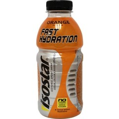 Isostar Liquid petfles orange (500 ml)