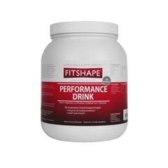 Fitshape Performance drink (1250 gram)