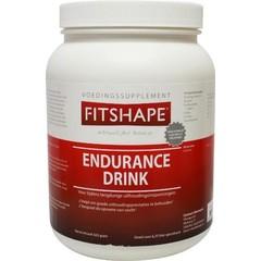 Fitshape Endurance drink (625 gram)