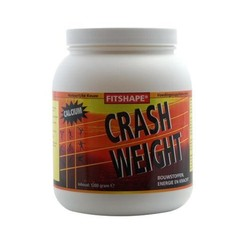 Fitshape Crash weight banaan (1200 gram)