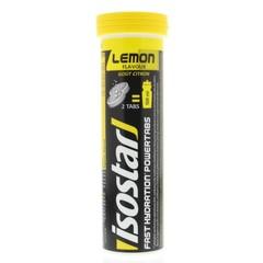 Isostar Powertabs lemon (120 gram)