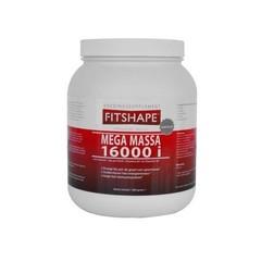 Fitshape Mega 16000 I vanille (2500 gram)