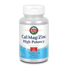 KAL Calcium Magnesium Zink (100 tabletten)