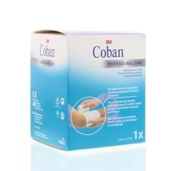 3M Coban zelfklevende zwachtel wit 4.5 m x 7.5 cm (1 rol)