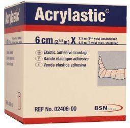 Acrylastic Acrylastic Acrylastic 2.5 m x 6 cm (1 stuks)
