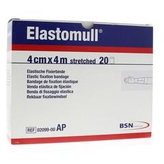 Elastomull Elastomull 4 m x 4 cm 2099 (20 rollen)
