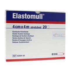Elastomull Elastomull 4 m x 4 cm 2094 (20 rollen)
