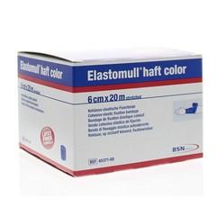Elastomull Elastomull haft 20 m x 6 cm 45371 (1 stuks)