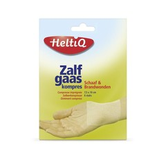 Heltiq Zalfgaas 7.5 x 10 cm (6 stuks)