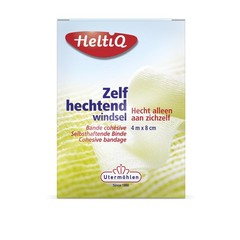 Heltiq Zelfhechtend windsel 4 m x 8 cm (1 stuks)