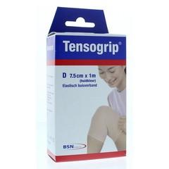 Tensogrip Tensogrip D 1 m x 7.50 cm huidskleur (1 stuks)