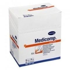 Medicomp Extra non-woven kompres 10 x 10 cm (50 stuks)
