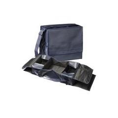 Heka EHBO tas blauw met opdruk (1 stuks)