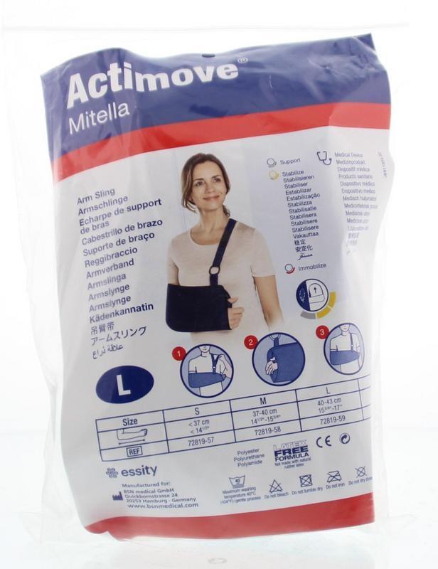 Actimove Actimove Mitella large (1 stuks)