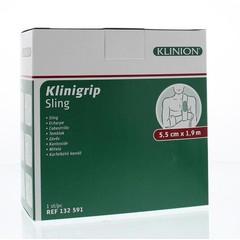 Klinion Klinigrip sling 1.9 m x 5.5 cm (1 stuks)