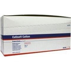 Cutisoft Cotton 5 x 5 cm (75 stuks)