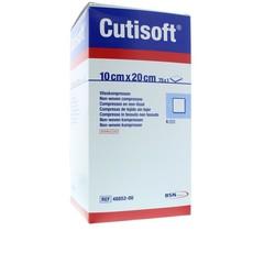Cutisoft Cotton steriel 10 x 20 cm (50 stuks)