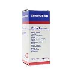 Elastomull Elastomull haft 4 m x 12 cm 45474 (1 stuks)