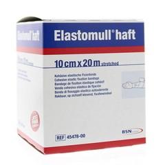 Elastomull Elastomull haft 20 m x 10 cm 45478 (1 stuks)