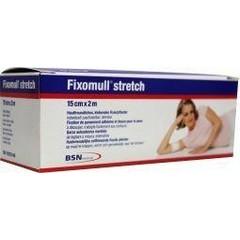 Fixomull Stretch 2 m x 15 cm 2033 (1 stuks)