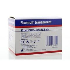 Fixomull Transparent 10 m x 10 cm 7221601 (1 stuks)