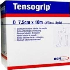 Tensogrip Tensogrip 10 m x 7.5 cm huidskleur (1 stuks)