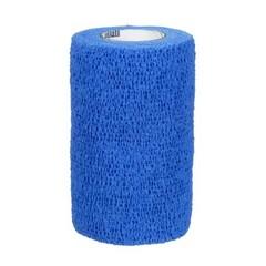 3M Coban zelfklevende zwachtel blauw 10 cm x 457 cm (1 rol)