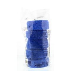 3M Coban zelfklevende zwachtel blauw 2.5 x 4.5 meter (5 rollen)