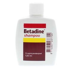 Betadine Shampoo (120 ml)