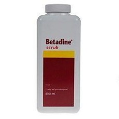 Betadine Scrub (500 ml)