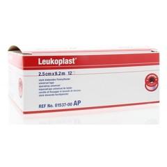 Leukoplast Leukoplast 9.2 m x 2.5 cm huidskleur (12 stuks)