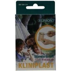 Kliniplast Kliniplast standard soft 1 m x 6 cm (1 stuks)
