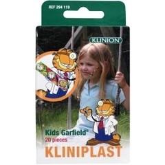Kliniplast Klinipleister kids garfield 294119 (20 stuks)