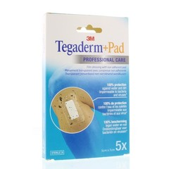 3M Tegaderm & pad 5 x 7 cm (5 stuks)