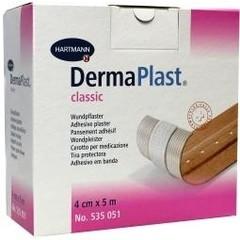 Dermaplast Classic 5 m x 4 cm (1 stuks)