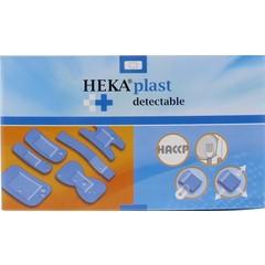Hekaplast Vingerpleister detectable 180 x 20 haccp (100 stuks)