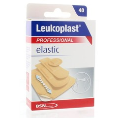 Leukoplast Elastic assorti (40 stuks)