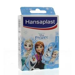 Hansaplast Pleister strip frozen (20 stuks)