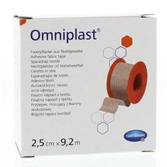 Omniplast Hechtpleister 9.2 x 2.5 cm (1 stuks)
