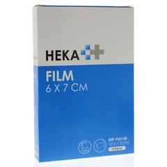 Hekafilm Wondfolie 6 x 7 cm (10 stuks)