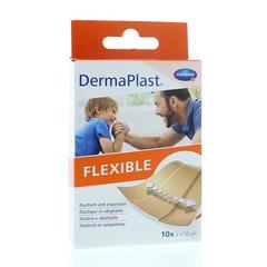 Dermaplast Pleister flexible 10 x 6 cm (1 stuks)