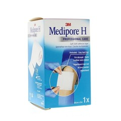 3M Medipore hechtpleister 10 cm x 5 m (1 stuks)