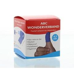 ABC Wondverband Wonderverband blauw horeca (1 stuks)